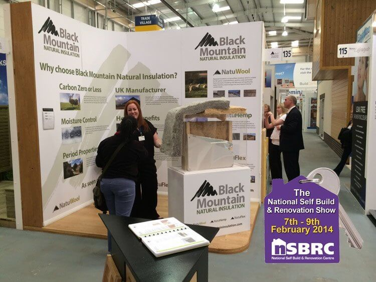 Black Mountain at the National Self Build Centre